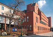 Krakowski Szpital Specjalistyczny im. Jana Pawła II, Polska<br /> John Paul II Hospital in Cracow, Poland<br /> Cracow Specialized Hospital for them. John Paul II, Poland