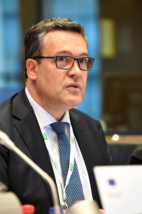 11 May 2017, 123rd Plenary Session of the European Committee of the Regions <br /> Belgium - Brussels - May 2017 <br /> <br /> RIJSBERMAN Michiel <br />  © European Union / Fred Guerdin