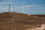 Presidente Juscelino_MG, Brasil...Usina eolica em Presidente Juscelino, Minas Gerais...Windy energy in Presidente Juscelino, Minas Gerais...Foto: LEO DRUMOND / NITRO