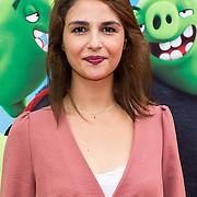 NLD/Amsterdam/20190814 - Premiere Angry Birds 2, Marryam Hassouni