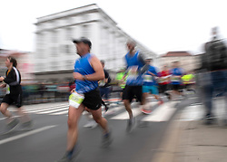 14.04.2019, Linz, AUT, Oberbank Linz Donau Marathon, am Sonntag, 14. April 2019, während des Linz Donau Marathon, in Linz, im Bild feature // during the Oberbank Linz Donau Marathon in Linz, Austria on 2019/04/14. EXPA Pictures © 2019, PhotoCredit: EXPA/ Reinhard Eisenbauer