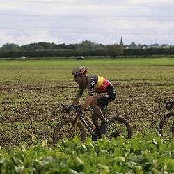 ROUBAIX (FRA): CYCLING: October 3th<br /> Paris-Roubaix men<br /> Wout van Art