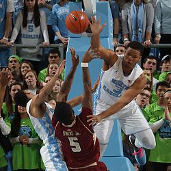 2016-01-30 Boston College at North Carolina Tar Heels basketball