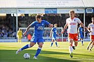 Peterborough United v Blackpool 290918