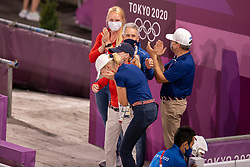 Team USA<br /> Olympic Games Tokyo 2021<br /> © Hippo Foto - Dirk Caremans<br /> 27/07/2021