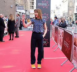 Edinburgh International Film Festival 2019<br /> <br /> Mrs Lowry (UK Premiere, closing night gala)<br /> <br /> Pictured: Kate Dickie<br /> <br /> Aimee Todd   Edinburgh Elite media
