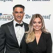 NLD/Hilversum/20190902 - Voetballer van het jaar gala 2019, Serdar Gozobuyuk