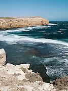 Cliffs at the Eyre Peninsula, Ellison, South Australia, Australia