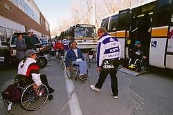Wheel Chair Marathoners, Boston Marathon 1994