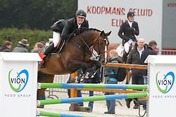 Egberink Bjorn - Hemmelhorst Abies<br /> KWPN Paardendagen Ermelo 2010<br /> © Dirk Caremans