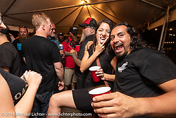 JP's wrap party closed out the festivities after the Harley-Davidson 115th Anniversary Celebration event. Milwaukee, WI. USA. Sunday September 2, 2018. Photography ©2018 Michael Lichter.