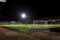 A general view of Burton Albion's Pirelli Stadium - Mandatory by-line: Ryan Crockett/JMP - 17/11/2017 - FOOTBALL - Pirelli Stadium - Burton upon Trent, England - Burton Albion v Sheffield United - Sky Bet Championship