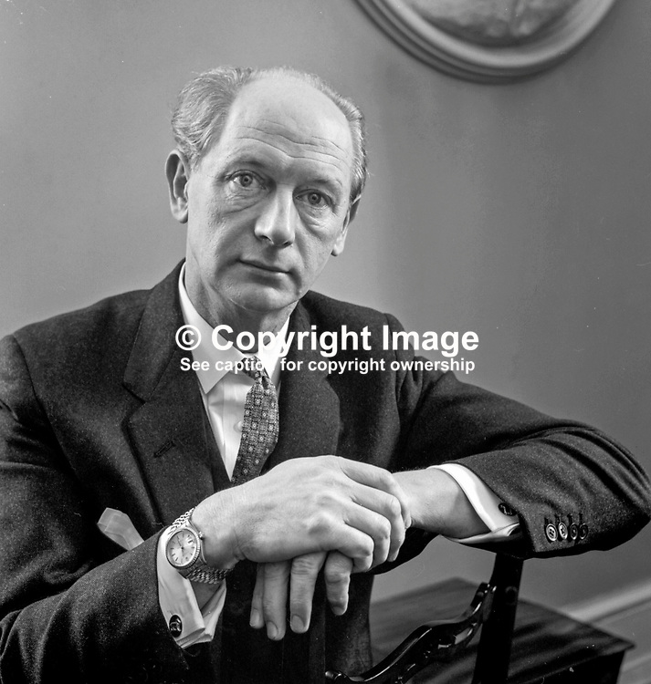 Jack Lynch, An Taoiseach, Prime Minister, Rep of Ireland, 1966-1973 and 1977-1979. 197005000202, member of Fianna Fail party.<br /> <br /> Copyright Image from Victor Patterson, Belfast, UK<br /> <br /> t: +44 28 9066 1296 (from Rep of Ireland 048 9066 1296)<br /> m: +44 7802 353836<br /> e: victorpattersonbelfast@gmail.com<br /> <br /> www.images4media.com<br /> <br /> Please see my full Terms and Conditions of Use at https://www.images4media.com/p/terms-conditions - it is IMPORTANT that you familiarise yourself with them.<br /> <br /> Images used online incur an additional cost. This cost should be agreed in writing in advance. Online images must be visibly watermarked i.e. © Victor Patterson or that of the named photographer within the body of the image. The original metadata must not be deleted from images used online.<br /> <br /> This image is only available for the use of the download recipient i.e. television station, newspaper, magazine, book publisher, etc, and must not be passed on to a third party. It is also downloaded on condition that each and every usage is notified within 7 days to victorpattersonbelfast@gmail.com.