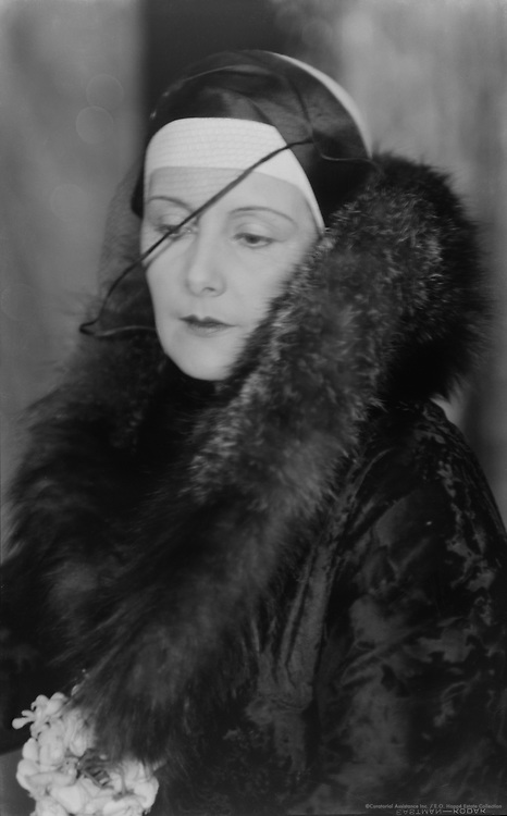 Lil Dagover, silent film actress, 1926