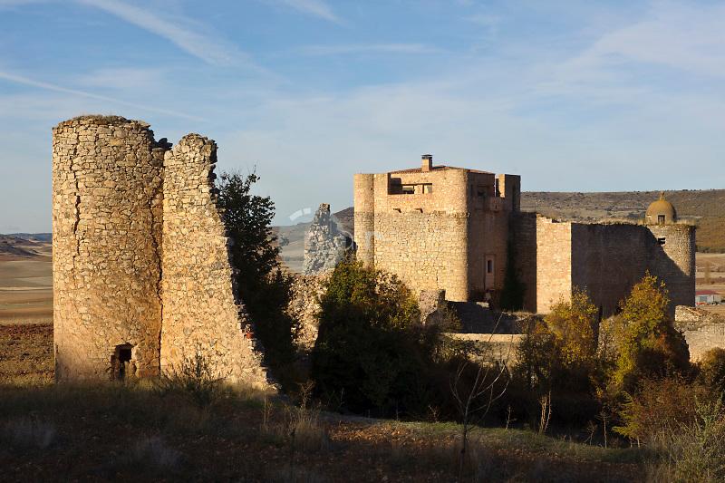 Palazuelos. Ruta del Románico Rural y Ruta de Don Quijote. Guadalajara
