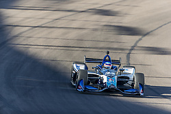 February 9, 2018 - Avondale, Arizona, United States of America - February 09, 2018 - Avondale, Arizona, USA: Takuma Sato (30) takes his IndyCar Verizon car through the turns during the Prix View at ISM Raceway in Avondale, Arizona. (Credit Image: © Walter G Arce Sr Asp Inc/ASP via ZUMA Wire)