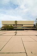 Main Library Tel Aviv University, Tel Aviv, Israel