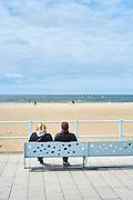 Boulevard van Scheveningen, Den Haag - Promenade of Scheveningen, The Hague Beach