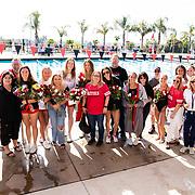 01/24/2020 - Swimming & Diving v USD - Senior Day