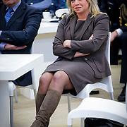 NLD/Soesterberg/20130125 - Start bouw militair museum vliegbasis Soesterberg door minister van Defensie Jeanine Hennis-Plasschaert