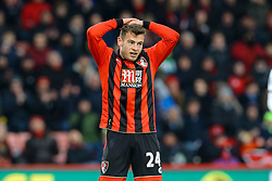 Ryan Fraser of Bournemouth narrowly misses with a header - Mandatory by-line: Jason Brown/JMP - 21/01/2017 - FOOTBALL - Vitality Stadium - Bournemouth, England - Bournemouth v Watford - Premier League