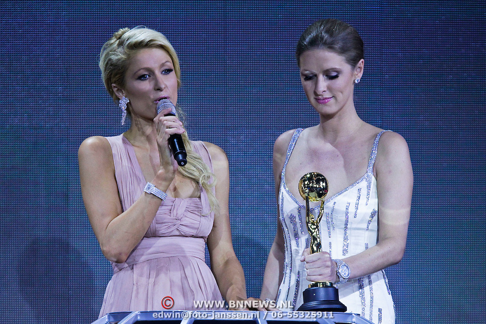 MON/Monte Carlo/20100512 - World Music Awards 2010, Paris en Nicky Hilton