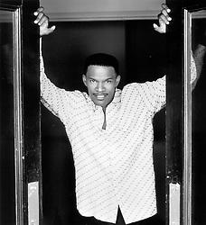 Apr 26, 2000; Washington, DC, USA; Actor-comedian JAMIE FOXX. (Credit Image: © Black Entertainment Television/ZUMAPRESS.com)