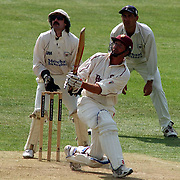 Northamptonshire's Tony Penberthy in action against Gloucestershire.