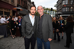 Queen Extravaganza attends the 2018 Fox LA Screenings Gala and party on the Fox Studio Lot on May 24, 2018 in Los Angeles, California. (Photo by Frank Micelotta/Fox/PictureGroup). 24 May 2018 Pictured: Mark Paul Gosselaar,Jamie McShane. Photo credit: Frank Micelotta/Fox/PictureGroup / MEGA TheMegaAgency.com +1 888 505 6342