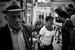 Ripacandida (PZ) 05/08/2005 - Processione di San Donato.
