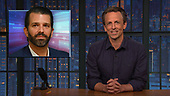 """April 26, 2021 - NY: NBC'S """"Late Night with Seth Meyers"""" - Episode 1135A"""