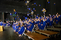GHS Graduation at Meadowbrook.  ©2016 Karen Bobotas Photographer