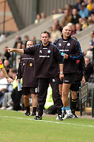 Photo: Leigh Quinnell.<br /> Notts County v Wycombe Wanderers. Coca Cola League 2. 12/08/2006. Wycombe manager Paul Lambert on the touch line.