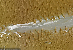 Jan 8, 2016 - Namibia - Kulala Desert Namibia. Namib Desert on the 27 000-hectare (67 000-acre) private Kulala Wilderness Reserve. Namibia officially the Republic of Namibia is a country in southern Africa whose western border is the Atlantic Ocean. It shares land borders with Zambia and Angola to the north, Botswana to the east and South Africa to the south and east. Although it does not border Zimbabwe, a part of less than 200 metres of the Zambezi River (essentially a small bulge in Botswana to achieve a Botswana/Zambia micro-border) separates the two countries. Namibia gained independence from South Africa on 21 March 1990, following the Namibian War of Independence. Its capital and largest city is Windhoek, and it is a member state of the United Nations (UN), the Southern African Development Community (SADC), the African Union (AU), and the Commonwealth of Nations. (Credit Image: © Airbus DS/Airbus DS via ZUMA Wire/ZUMAPRESS.com)