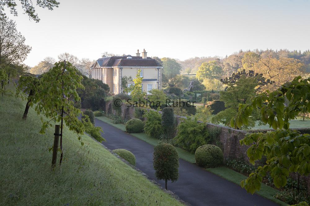 Fonthill House Gardens, Fonthill Estate, Fonthill Bishop, Wiltshire, U.K.