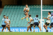 Billy Proctor. Waratahs v Hurricanes. 2021 Super Rugby Trans Tasman Round 1 Match. Played at Sydney Cricket Ground on Friday 14 May 2021. Photo Clay Cross / photosport.nz