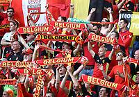 Belgium supporters celebrating esultanza<br /> Bordeaux 18-06-2016 Nouveau Stade Footballl Euro2016 Belgium - Republic of Ireland  / Belgio - Irlanda Group Stage Group E. Foto Matteo Ciambelli / Insidefoto