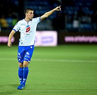 Fotball , 11. september 2015 ,   Eliteserien , Tippeligaen <br /> Strømsgodset - Haugesund 5-0<br /> Filip Kiss , Haugesund