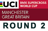 2019 UCI BMX SX World Cup - Manchester - Round 2