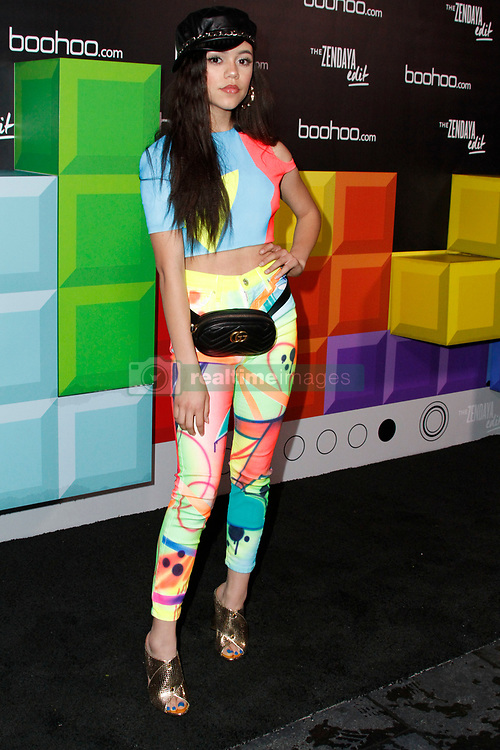 Boohoo Hosts 'The Zendaya Edit' Block Party at The Highlight Room on March 21, 2018 in Hollywood, California. 21 Mar 2018 Pictured: Jenna Ortega. Photo credit: FS/MPI/Capital Pictures / MEGA TheMegaAgency.com +1 888 505 6342
