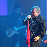 """ST. PAUL, MN - JULY 24:  Meat Loaf performs at the 2011 Starkey Hearing Foundation's 2011 """"So The World May Hear Awards Gala"""" in St. Paul, Minnesota on July 24, 2011. (Photo by Adam Bettcher/Getty Images for the Starkey Hearing Foundation) *** Local Caption *** Meat Loaf"""