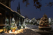 Snowy Middletown Scenes on Dec. 2, 2019