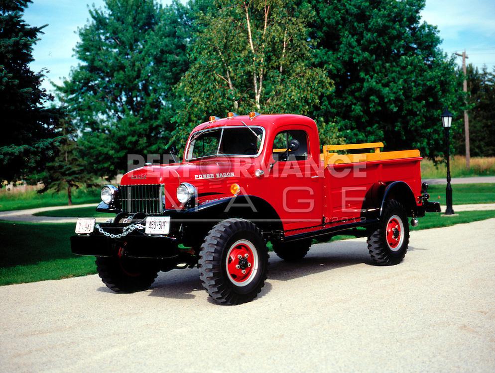 1956 Fargo Power Wagon