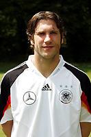 Fotball<br /> Landslag Tyskland<br /> Foto: imago/Digitalsport<br /> NORWAY ONLY<br /> <br /> 01.06.2005<br /> <br /> Torsten Frings