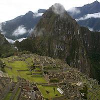 South America, Latin America, Peru, Machu Picchu.