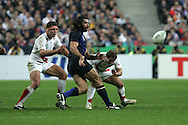 IRB Rugby World cup 2007   France v England<br /> picture by Andrew Orchard