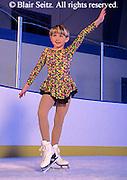Exercise, 12-13-Year-Old Girl Ice Skates
