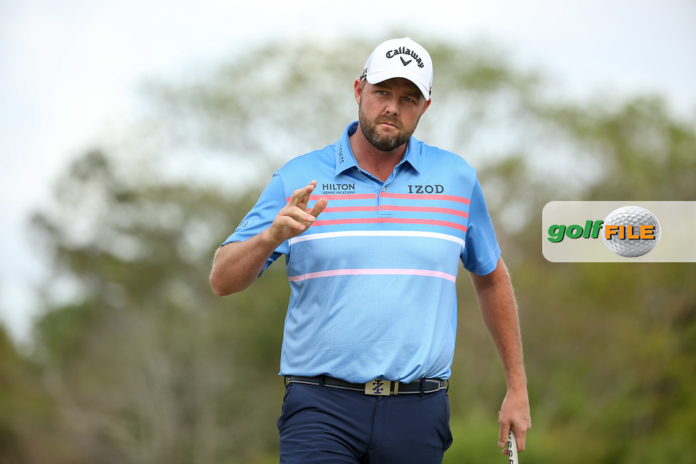 Marc Leishman (AUS) during the final round of the Arnold Palmer Invitational presented by Mastercard, Bay Hill, Orlando, Florida, USA. 08/03/2020.<br /> Picture: Golffile | Scott Halleran<br /> <br /> <br /> All photo usage must carry mandatory copyright credit (© Golffile | Scott Halleran)