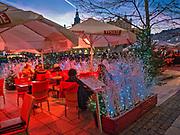 Restauracja na Rynku Głównym w Krakowie, Polska<br /> Restaurant on the Main Market Square in Cracow, Poland