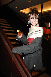 JAIME WINSTONE  at a party hosted by Mulberry to celebrate the publication of The Meaning of Sunglasses by Hadley Freeman held at Mulberry 41-42 New Bond Street, London on 14th February 2008.<br /><br />NON EXCLUSIVE - WORLD RIGHTS